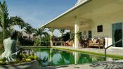 H0139 ::: LUXURY 3 BEDROOM POOL VILLA IN A PRIVATE GARDEN OASIS IN HUA HIN FOR SALE