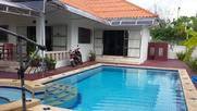 H0138 ::: 3 BEDROOM HOUSE ON 400SQM PLOT NEAR PALM HILLS GOLF IN HUA HIN FOR SALE