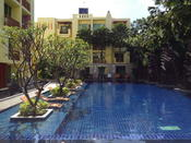 VR0062 ::: BEAUTIFUL 1 BEDROOM VACATION CONDO IN HUA HIN FOR RENT